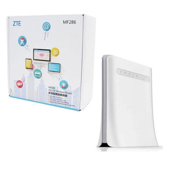 中興 ZTE MF-286 多功能無線路由器(4G LTE)/網路分享器/WIFI分享器/無線路由器【馬尼行動通訊】