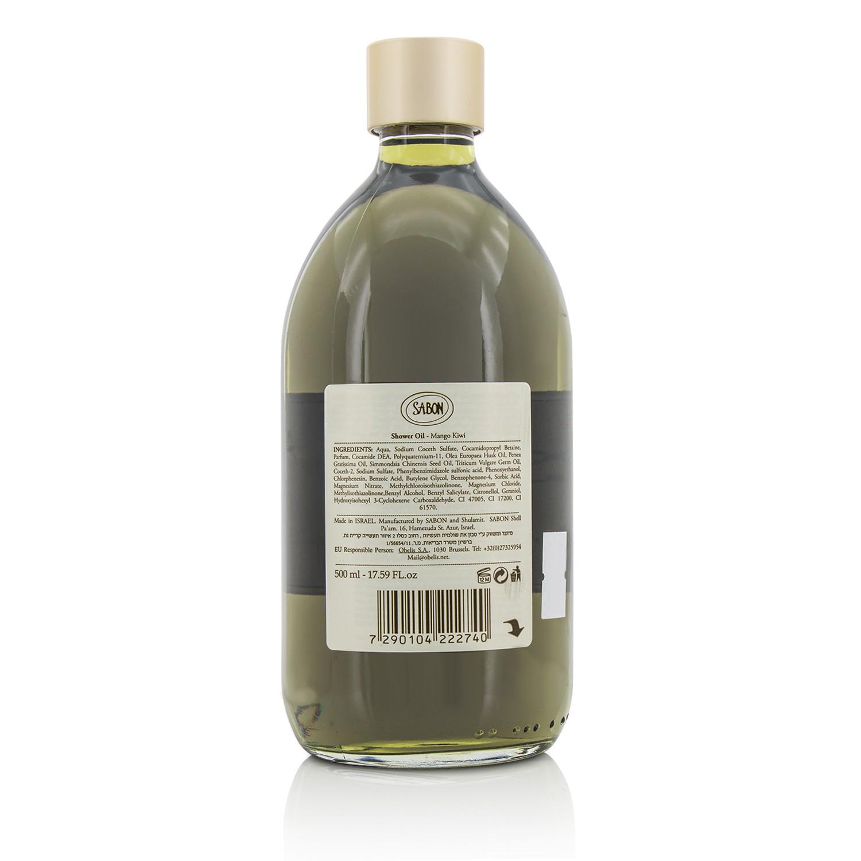 Sabon - 沐浴油-香芒奇異果