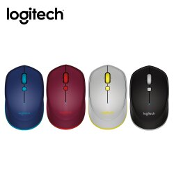 羅技 Logitech M337 藍芽滑鼠 藍牙滑鼠 雷射級光學感應