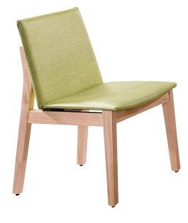 【石川家居】YE-A474-14尼斯原木亞麻皮餐椅(綠皮)(單張)(不含餐桌及其他商品)台北到高雄搭配車趟免運
