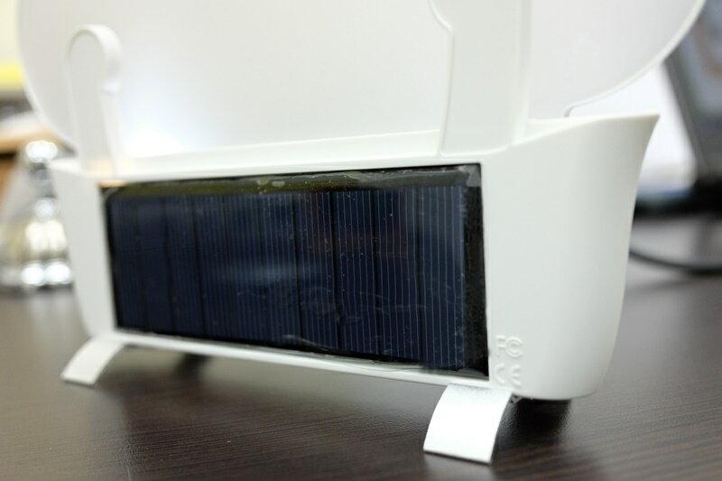 【凱樂絲】太陽能省電LED古典音樂夜燈(雲朵造型) (給愛麗絲, 卡農...) 2