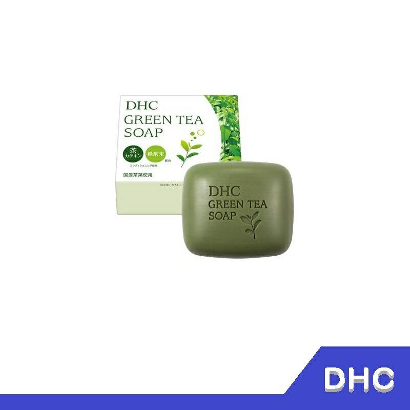 DHC 天然草本綠茶皂 公司貨【RH shop】日本代購