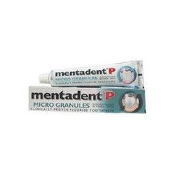 美達淨Mentadent P 潔淨微粒含氟牙膏 100G/條【DR232】◆德瑞健康家◆