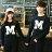 ◆快速出貨◆刷毛T恤 圓領刷毛 情侶T恤 暖暖刷毛 MIT台灣製.字母大M【YS0413】可單買.艾咪E舖 2