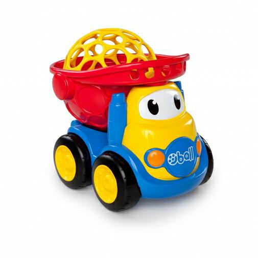 ~淘氣寶寶~美國 Kids II~Oball 洞動砂石玩具車