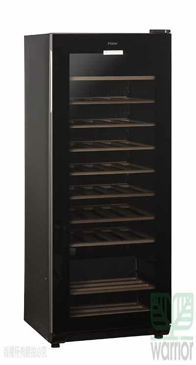 <br/><br/>  Haier 海爾 51瓶 電子式恆溫儲酒冰櫃  JC-167<br/><br/>