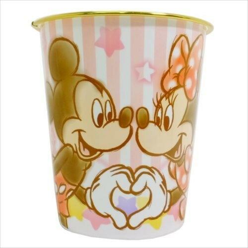 X射線【C066841】米奇Mickey米妮Minnie圓桶-條紋,垃圾筒雜物桶水桶分類桶資源回收桶廚餘桶