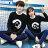 ◆快速出貨◆刷毛T恤 圓領刷毛 情侶T恤 暖暖刷毛 MIT台灣製.書法字 歡喜 莫然【YS0488】可單買.艾咪E舖 4