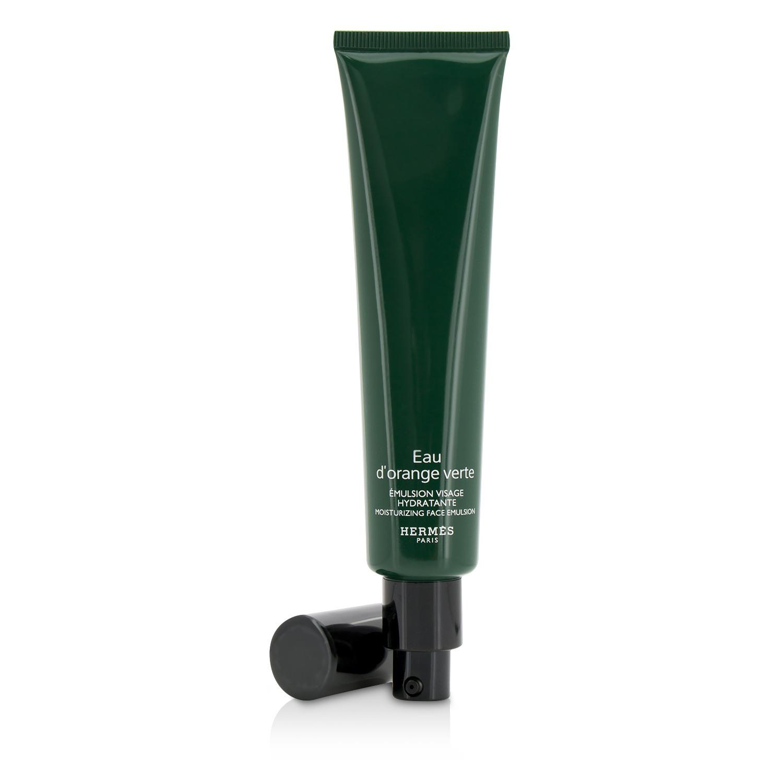 愛馬仕 Hermes - 橙綠男性保濕臉部乳液 D'Orange Verte Moisturizing Face Emulsion