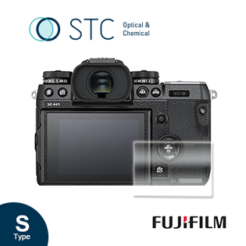 【STC】FujifilmX-H1專用9H鋼化玻璃保護貼