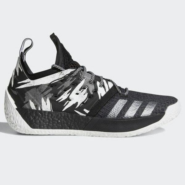ADIDASHARDENVOL.2男鞋籃球高筒哈登灰黑白【運動世界】AH2217