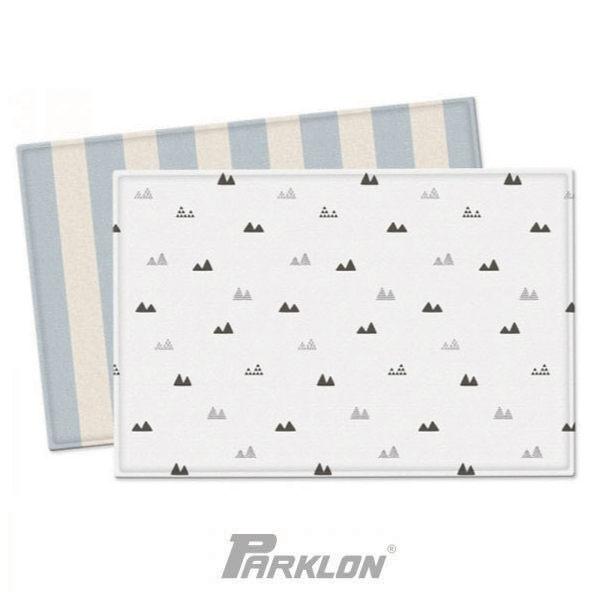 韓國帕龍Parklon藍色夏慕尼雙面地墊(PL043)【悅兒園婦幼生活館】