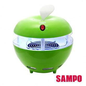 SAMPO 聲寶 9瓦光觸媒吸入式捕蚊燈 MLS-W1209CL 綠 公司貨 免運