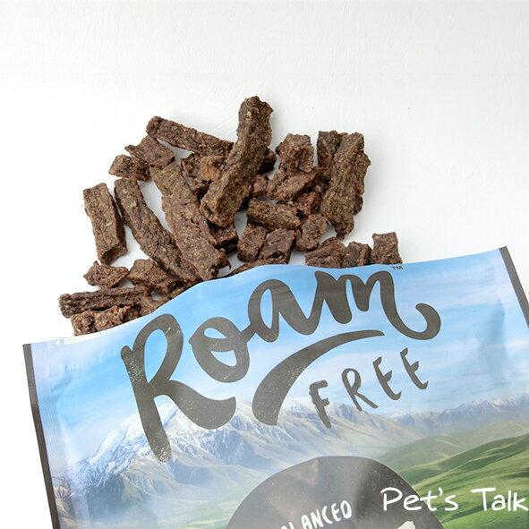 紐西蘭翱遊 Roam 頂級鮮肉糧-分享杯 (牛肉) Pet's Talk 樂天雙11 1