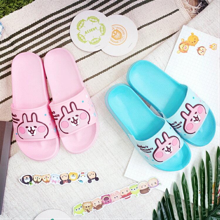 PGS7 卡娜赫拉系列商品 - 卡娜赫拉 Kanahei 塑膠 防水 拖鞋 浴室拖鞋 室內拖【SFV7646】