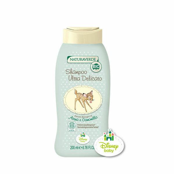 自然之綠NATURAVERDE 小鹿斑比洋甘菊舒敏洗髮精200ml 『121婦嬰用品館』