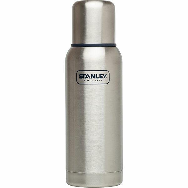 Stanley 冒險真空保溫瓶/不鏽鋼保溫水壺 0.75L 不鏽鋼原色 Adventure 01562