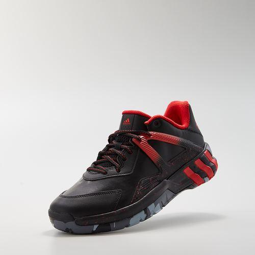 《限時特價↘7折免運》Adidas CRAZYQUICK 3.5 男鞋 籃球 耐磨 緩震 黑 紅 【運動世界】 AQ8239