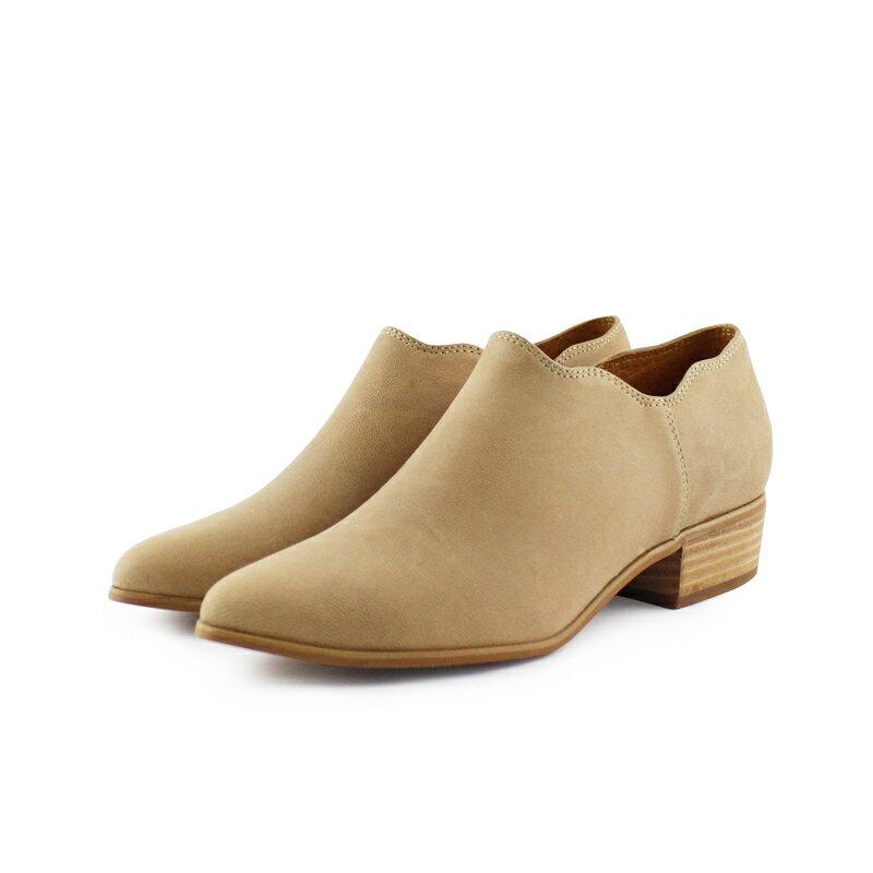 【B2-16130L】鞋口不規則個性踝靴_Shoes Party 3