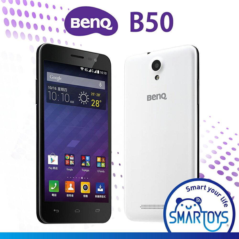 BenQ B50 5吋四核智慧型手机 (2G/16GB)