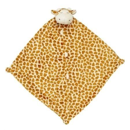 『121婦嬰用品館』美國Angel Dear 動物嬰兒安撫巾 長頸鹿AD1121(此商品售出不做退換) 0