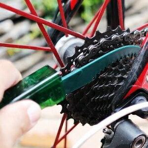 美麗大街【BK105050222】CYLTON 專業腳踏車洗鍊器套組