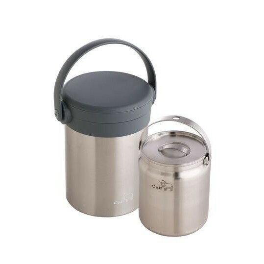 牛頭牌Calf小牛燜燒保溫提鍋2L/3.2L ㊣304不鏽鋼小牛燜燒鍋 悶燒鍋 提鍋 保溫鍋 保冰桶