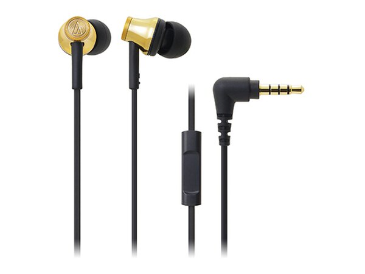耀您館★日本鐵三角耳麥Audio-Technica入耳道式耳機ATH-CK330iS安卓手機智慧型手機耳機麥克風線控耳機全指向mic電容收音錄音micphone
