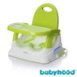 Babyhood 世紀寶貝 咕咕兒童折疊餐椅(綠色)★衛立兒生活館★