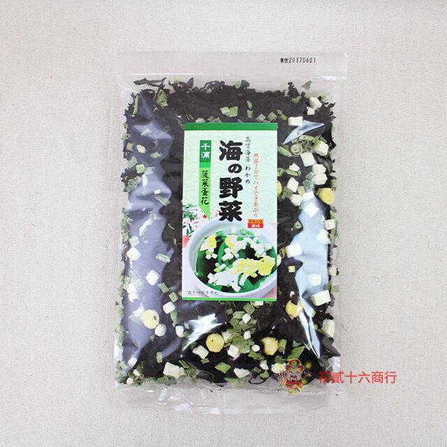 【0216零食會社】千浦海帶芽(波菜蛋花)100g