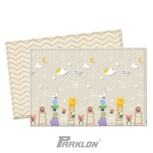 韓國帕龍Parklon動物星空雙面地墊(PL039)【悅兒園婦幼生活館】