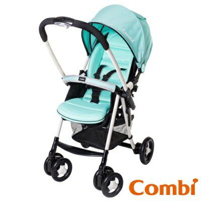 Combi 雙向嬰兒手推車(Urban Walker Lite MC 風象綠TB)