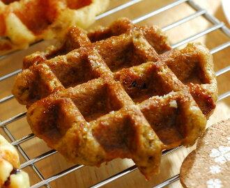 比利時列日鬆餅 -伯爵紅茶 Earl Grey Tea 7入/盒