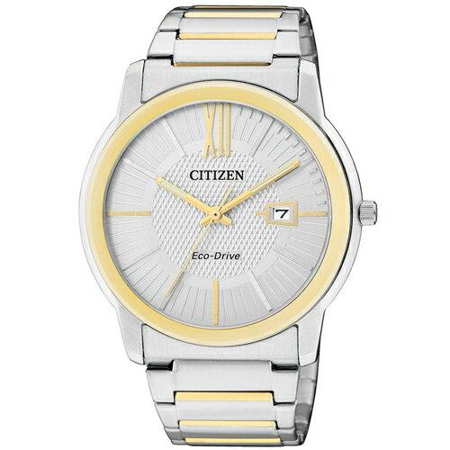 CITIZEN 星辰錶 AW1214-57A 光動電波錶