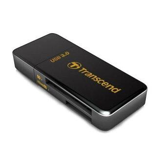 *╯新風尚潮流╭*創見 RDF5 USB 3.0 多功能讀卡機 兩年保固 TS-RDF5K