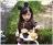 女童 珍珠米奇造型女童髮箍$69 2
