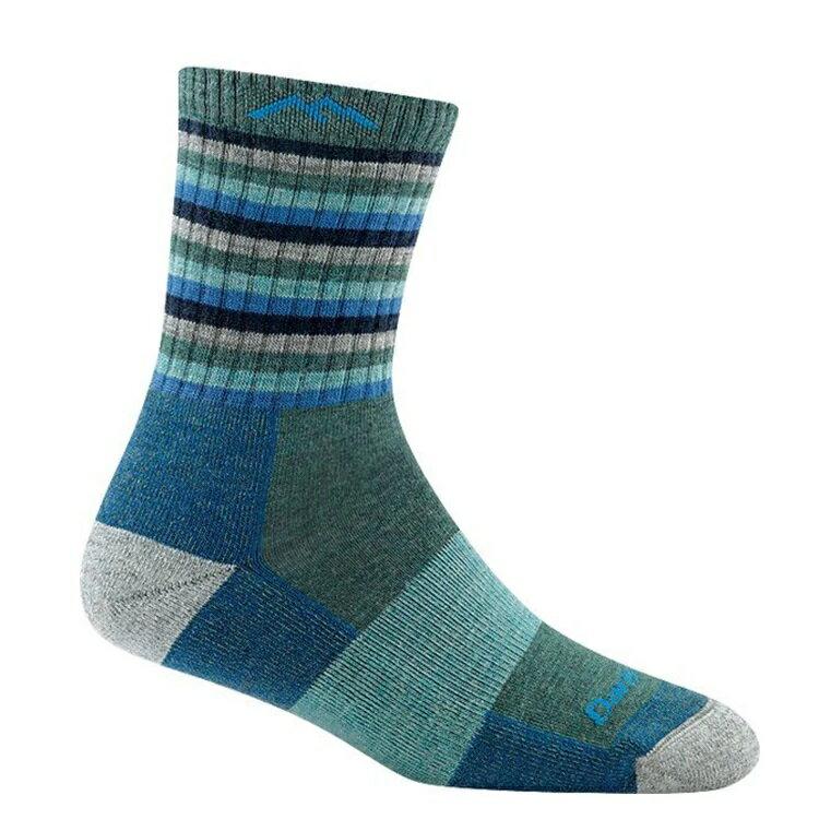Darn Tough 羊毛襪/美麗諾羊毛襪 女款 STRIPES 1904 藍色條紋 AQ/ST
