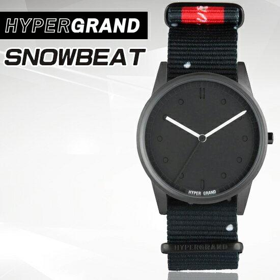 "Hypergrand新加坡設計師品牌-01基本款系列""LO-FI""SNOWBEAT電子雪奏腕錶NW01SN0W公司貨"