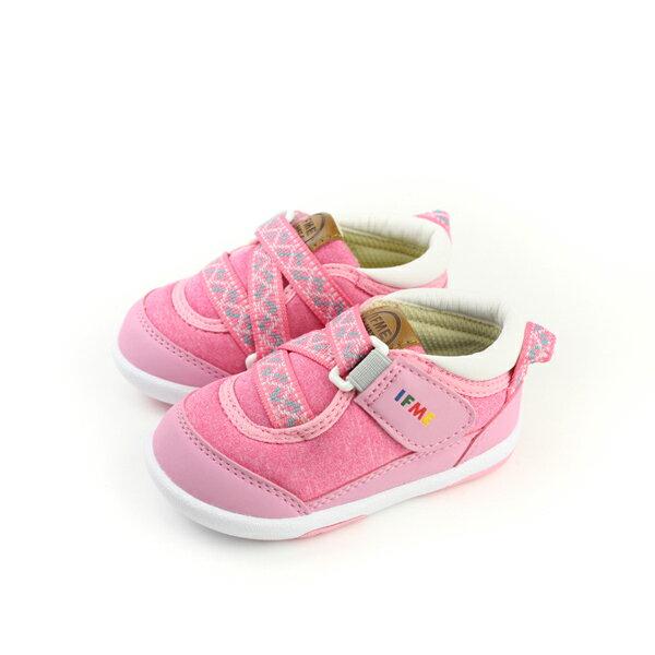 IFME 鞋 童鞋 粉紅色 小童 no023
