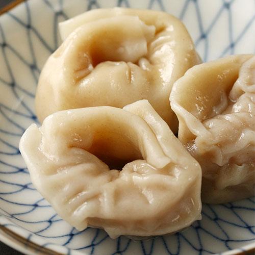 茶美豬魚餃 1
