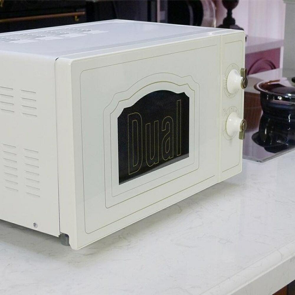 微波爐 光波微波爐烤箱一體家用平板式不銹鋼內膽  JD  220 聖誕節禮物