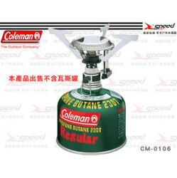 【速捷戶外】【美國Coleman】CM-0106 極致品味 F-1強力瓦斯爐攻頂爐高山爐登山爐 電子點火 公司貨
