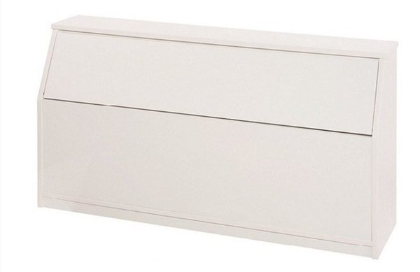 【石川家居】847-01(5尺白色)床頭箱(CT-209)#訂製預購款式#環保塑鋼P無毒防霉易清潔