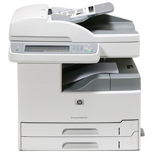 HP LaserJet M5035 Multifunction Printer - Monochrome - 35 ppm Mono - 1200 x 1200 dpi - Copier, Printer, Scanner 1