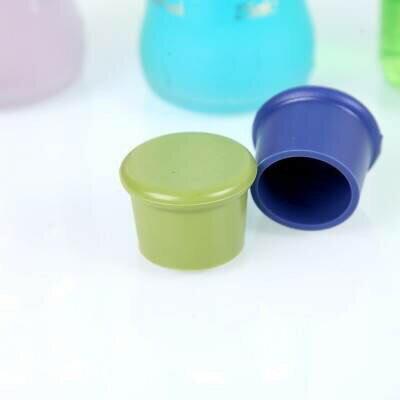 糖果色食品級矽膠保鮮瓶蓋【LA424】NO135瓶蓋 瓶塞 居家用品《八八八e網購 0