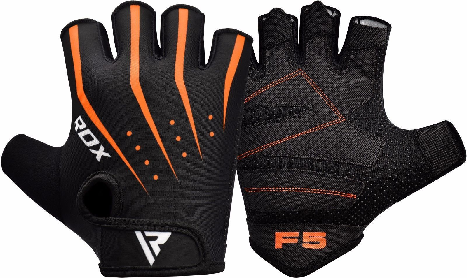 RDX WEIGHT LIFTING GYM GLOVES 5