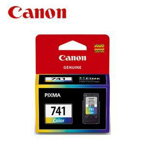【台灣耗材】CANON ㊣原廠墨水匣 CL-741 彩色 適用:CANON MX377/MX397/MX437/MX457/MX477/MX517/MG2170/MG2270/ MG3170/MG32..