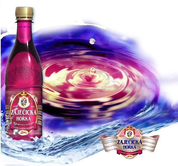 薩奇苦味礦泉水 500ml/瓶