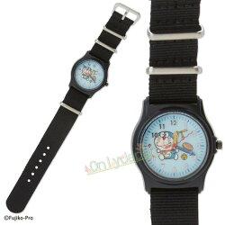 【真愛日本】18101800041 時尚手腕錶-DR道具藍ADP 小叮噹 哆啦a夢 兒童 手錶 卡通錶 手表