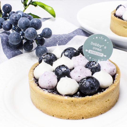 Dobby 甜品 l 藍莓塔 3吋